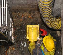 confined space entry in Donegal