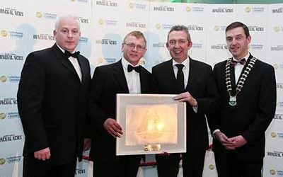 DS Environmental Receive Best Innovation Award 2015